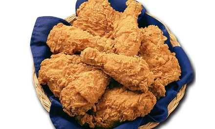 Greenwood Krispy Krunchy Chicken coupon and deal