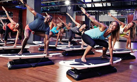 Three or Five Surfset Fitness Classes at Surfset Fitness Houston (Up to 50% Off)