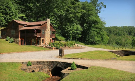 Stay at Springmaid Mountain in Spruce Pine, NC
