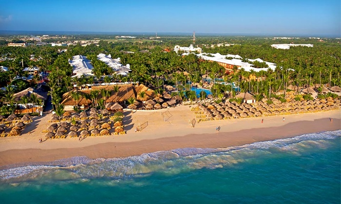 All Inclusive Beach Vacation With Airfare Groupon