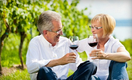 $29 for a 2013 Napa Valley Wine-Tasting Membership for Two from Napa Valley Passport ($59 Value)