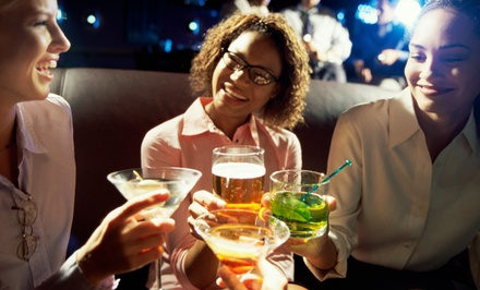 VIP Service, Private Event, or Upscale Cocktails at Capitol Lounge and Supper Club (50% Off)