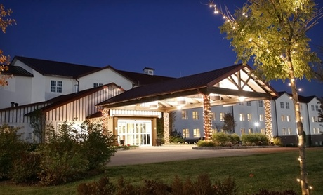 One- or Two-Night Stay at Normandy Farm Hotel & Conference Center in Greater Philadelphia