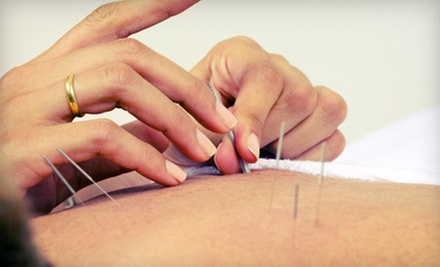 One, Three, or Six Acupuncture Treatments from Dr. Gregory Anderson DC (Up to 77% Off)
