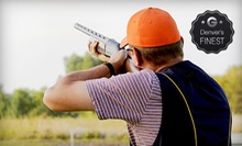 50 Rounds of Sporting-Clay Shooting for Two or Four at Golden Gun Club (Up to 55% Off) 