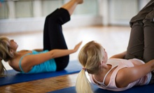 Two Private Pilates Sessions or Five Group Pilates Reformer Classes at Aerial Bodies (Up to 64% Off)