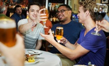 $45 for Historic Bar Tour for Two from Chicago Detours ($68 Value)