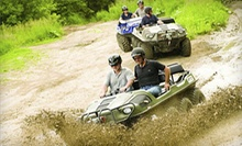 Mucky Duck Off-Road UTV Experience for Two or Four at Revolution, The Off-Road Experience (Up to 49% Off)