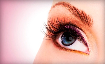 Permanent Eyeliner, Permanent Eyebrow Makeup, or Permanent Lip Liner at Angel Nails (Up to 72% Off)