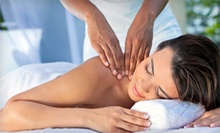 $39 for a Custom Organic Facial and Full-Body Massage at Drift Wellness Studio ($80 Value)