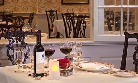 $100 for a Four-Course Prix Fixe Meal for Two at Scrimshaw at The Desmond ($150 Value)