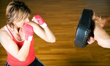 $49 for 10 Boxing Classes at Polk Street Gym ($175 Value)
