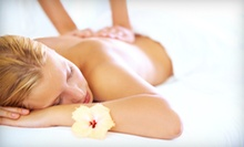 One or Two Massages, Facials, or Massage-and-Facial Packages at Hot Hands Studio & Spa (Up to 62% Off)