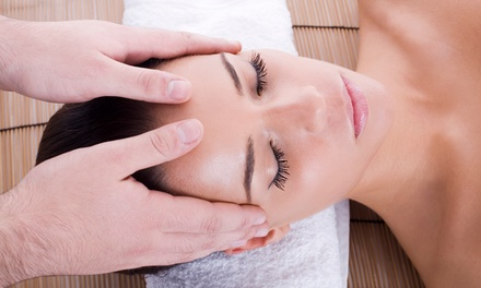 60-Minute Specialty Massage and Facial from Joan's Aloha Massage (55% Off)