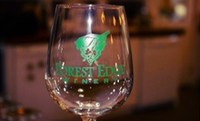 Winery Tour and Wine Tasting for Two or Four with Souvenir Glasses at Forest Edge Winery (Up to 53% Off)
