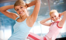One or Three Months of Unlimited Women's Fitness Classes at Studio Fitness (Up to 58% Off)