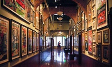 Outing for Two or a One-Year Family Membership to Geppi's Entertainment Museum (Up to 53% Off)