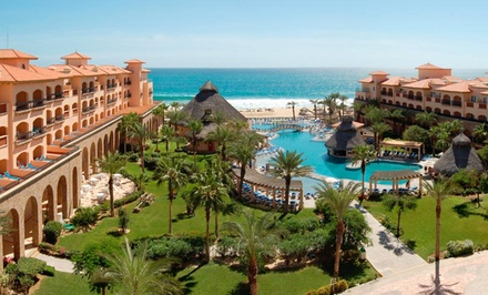 Groupon Deal: 3-, 4-, or 5-Night All-Inclusive Royal Solaris Los Cabos Stay for Two in Mexico. Includes Taxes and Fees.