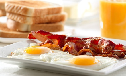 Breakfast and Lunch for Dine-in or Take-out at Sunrise Cafe in Carmel (Up to 47% Off)