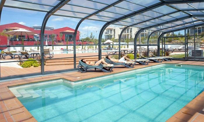 Água Hotels Vale da Lapa 5* - Algarve: 1-2 noites para duas pessoas com meia pensão, spa e welcome drink desde 119€