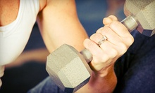 Four- or Eight-Week Boot-Camp Classes at MaxxResultsBootcamp (Up to 84% Off)