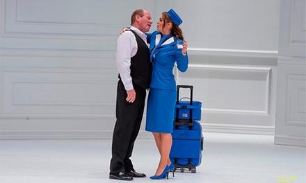 Yellow Star Company — Teatro Villaret: bilhete para o espetáculo Boeing Boeing por 9€