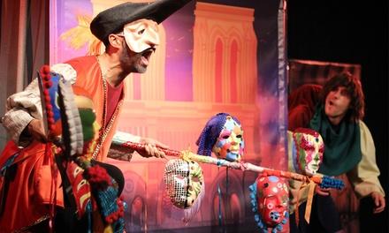 Teatro Turim — Benfica:bilhete duplo para O Corcunda de Notre Dame por 8€