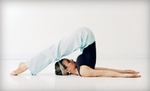 10 Yoga, Tai Chi, or Pilates Mat Classes or One Month of Unlimited Classes at P.B. Yoga & Healing Arts (Up to 75% Off)