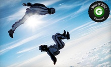 $169 for a Tandem Skydive with a Photo Slideshow from Cleveland Skydiving Center in Garrettsville ($339 Value)