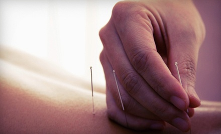 One or Three Acupuncture Sessions at Physical and Integrative Medicine Associates (Up to 53% Off)