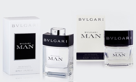 Bvlgari Man Eau de Toilette; 1.0 or 2.0 Fl. Oz. from $29.99–$34.99