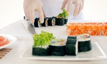 Sushi-Making Class for One, Two, or Four at Kai Japanese and Asian Cuisine (Up to 63% Off)