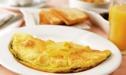 $11for $20 Worth of Comfort Food for Breakfast, Brunch, or Lunch at Sandy's Restaurant
