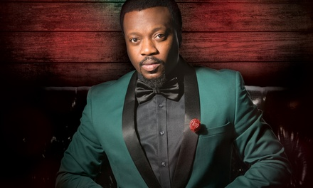Anthony Hamilton: Home for the Holidays at Schermerhorn Symphony Center on December 8 (Up to 49% Off)