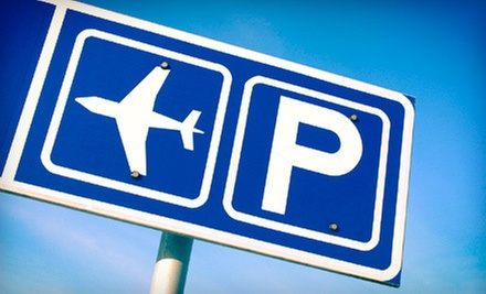 Three, Five, or Seven Days of Airport Parking from Quality Suites Airport (Up to 57% Off)