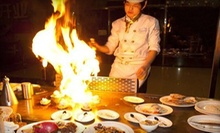 Prix Fixe Meal for Two, or $15 for $30 Worth of Hibachi at Tokyo Japanese Steakhouse and Sushi Bar