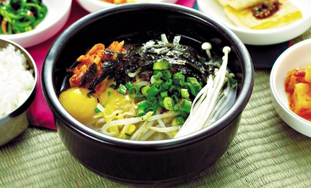 $12 for $20 Worth of Korean Food at Spoon