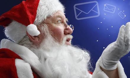 Carta do Pai Natal com o selo da Lapónia desde 6,99€