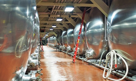 Guided Brewery Tour for Two or Four at Anheuser-Busch (40% Off)