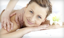 60- or 90-Minute Swedish Massage with Body Scrub and Body Butter at Jolie Day Spa &amp; Joli Visage (Up to 60% Off)