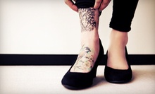 Three Tattoo-Removal Sessions On an Area Up to 3, 6, or 10 Sq. In. at NYC Tattoo Removal Spa (Up to 68% Off)