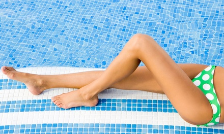 One or Three Brazilian Sugaring Hair-Removal Treatments at It's Simply Sugar (Up to 57% Off)