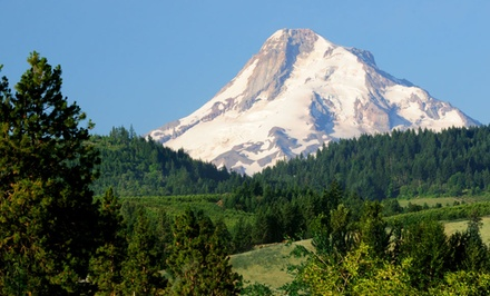Gift a 1- or 2-Night Stay for Four at Best Western Mt. Hood Inn in Oregon
