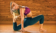 One Month of Unlimited Yoga Classes or 10 Yoga Classes at Yoga Union (Up to 75% Off)