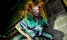 Apocalypse: A Zombie Kill Experience for Two on May 3, 4, 17, 18, or 19 at The Slaughterhouse (Half Off)