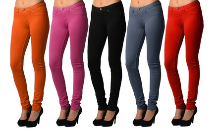 Women's Denim Leggings