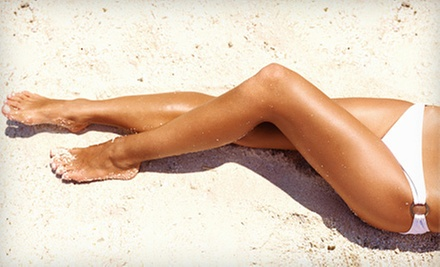 $99 for Two Laser Spider-Vein-Removal Treatments at Jardin Bleu Spa (Up to $700 Value)