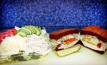 Three Groupons, Each Good for $8 Worth of Sandwiches and Deli Food at Vista Ice Box Deli Jr. (Half Off)