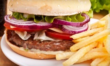 Sandwiches with French Fries or Onion Rings for Two or Four at Jack's Joint (Up to 56% Off)