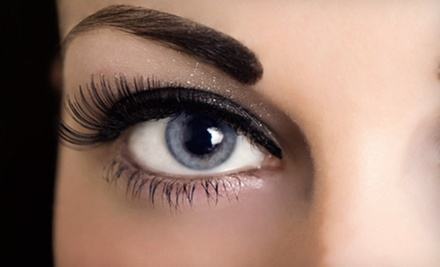 Set of Flirty, Natural, or Glamour Lash Extensions at Lash Extensions by Angie Chavez (Up to 59% Off)